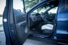 2019-Cadillac-XT4-Sport-Interior-First-Row-001-view-with-driver-side-front-door-open-CS-Garage