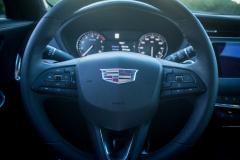 2019-Cadillac-XT4-Sport-Interior-First-Row-012-steering-wheel-CS-Garage