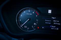 2019-Cadillac-XT4-Sport-Interior-First-Row-020-gauge-cluster-tachometer-RPM-CS-Garage