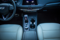 2019-Cadillac-XT4-Sport-Interior-First-Row-028-center-console-CS-Garage