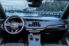 2019 Cadillac XT4 Sport - Interior - Seattle Media Drive - September 2018 002