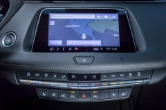 2019 Cadillac XT4 Sport - Interior - Seattle Media Drive - September 2018 004