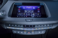 2019 Cadillac XT4 Sport - Interior - Seattle Media Drive - September 2018 005