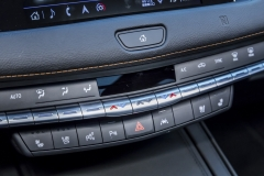 2019 Cadillac XT4 Sport - Interior - Seattle Media Drive - September 2018 006