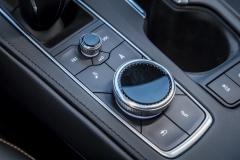 2019 Cadillac XT4 Sport - Interior - Seattle Media Drive - September 2018 008
