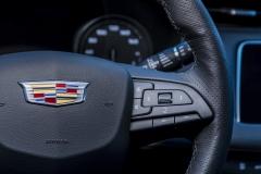 2019 Cadillac XT4 Sport - Interior - Seattle Media Drive - September 2018 010