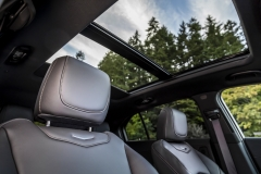 2019 Cadillac XT4 Sport - Interior - Seattle Media Drive - September 2018 012