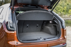 2019 Cadillac XT4 Sport - Interior - Seattle Media Drive - September 2018 016