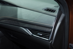 2019 Cadillac XT4 Sport interior - 2018 New York Auto Show live 016 - passenger side AC vent