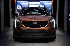 2019 Cadillac XT4 exterior 007