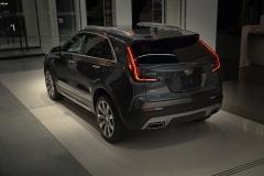 2019 Cadillac XT4 exterior 011