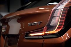 2019 Cadillac XT4 exterior 017