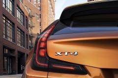 2019 Cadillac XT4 exterior 019