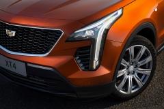 2019 Cadillac XT4 exterior - China 005