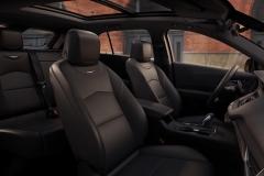 2019 Cadillac XT4 interior 002