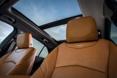 2019 Cadillac XT4 interior - China 001
