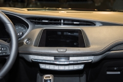 2019 Cadillac XT4 interior live reveal 010