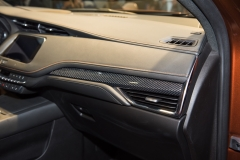 2019 Cadillac XT4 interior live reveal 014