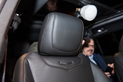 2019 Cadillac XT4 interior live reveal 016
