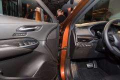 2019 Cadillac XT4 interior live reveal 017