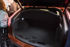 2019 Cadillac XT4 interior live reveal 022