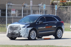 2019 Cadillac XT5 Spy Pictures - April 2018 - exterior 002