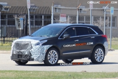 2019 Cadillac XT5 Spy Pictures - April 2018 - exterior 003