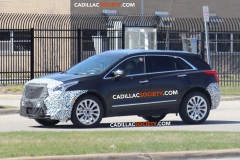 2019 Cadillac XT5 Spy Pictures - April 2018 - exterior 005