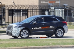 2019 Cadillac XT5 Spy Pictures - April 2018 - exterior 006