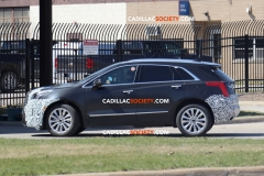 2019 Cadillac XT5 Spy Pictures - April 2018 - exterior 009