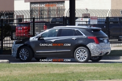 2019 Cadillac XT5 Spy Pictures - April 2018 - exterior 011