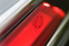 2020 Cadillac CT4-V Exterior 013 Cadillac logo within tail light