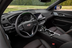 2020 Cadillac CT4-V Interior 001