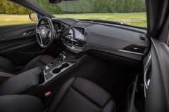 2020 Cadillac CT4-V Interior 002