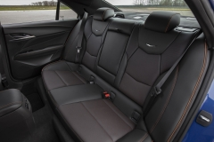2020 Cadillac CT4-V Interior 004 rear seat