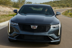 2022-Cadillac-CT4-V-First-Drive-Exterior-002-front-end