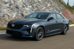 2022-Cadillac-CT4-V-First-Drive-Exterior-004-front-three-quarters
