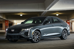 2022-Cadillac-CT4-V-First-Drive-Exterior-037-front-three-quarters
