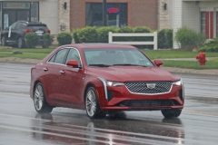 2020 Cadillac CT4 Premium Luxury Exterior - June 2019 00001