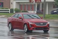2020 Cadillac CT4 Premium Luxury Exterior - June 2019 00002