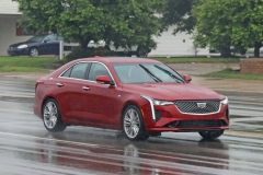 2020 Cadillac CT4 Premium Luxury Exterior - June 2019 00003