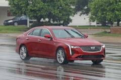 2020 Cadillac CT4 Premium Luxury Exterior - June 2019 00003