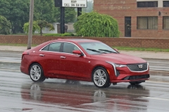 2020 Cadillac CT4 Premium Luxury Exterior - June 2019 00005