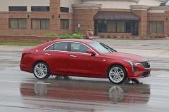 2020 Cadillac CT4 Premium Luxury Exterior - June 2019 00006