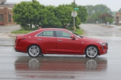 2020 Cadillac CT4 Premium Luxury Exterior - June 2019 00007