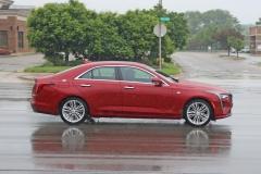 2020 Cadillac CT4 Premium Luxury Exterior - June 2019 00007