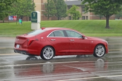 2020 Cadillac CT4 Premium Luxury Exterior - June 2019 00009