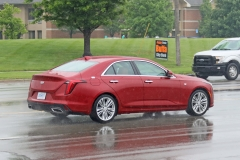 2020 Cadillac CT4 Premium Luxury Exterior - June 2019 00010