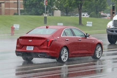 2020 Cadillac CT4 Premium Luxury Exterior - June 2019 00011