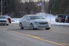 2020 Cadillac CT4 Premium Luxury - Exterior - Spy Shots - February 2014 002